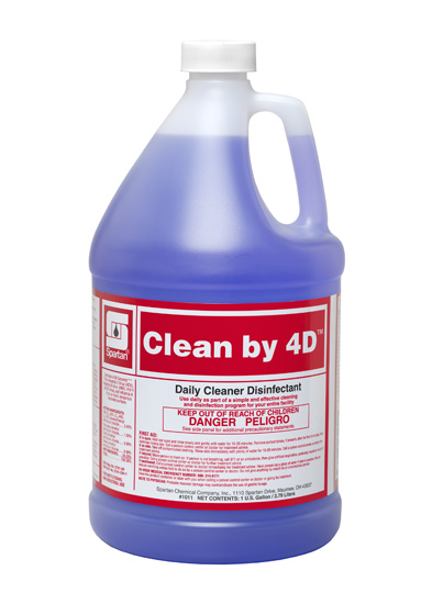 Clean by 4D® (101104)