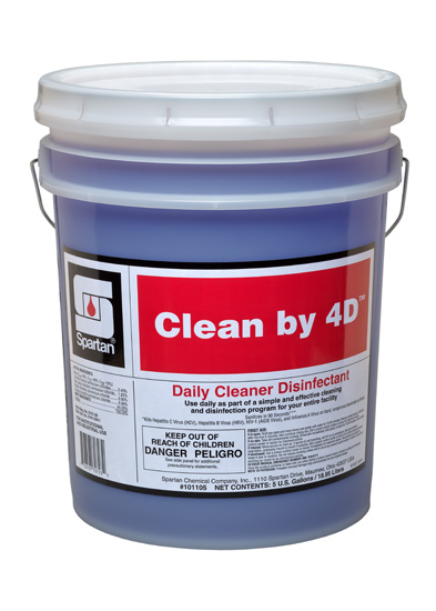 Clean by 4D® (101105)