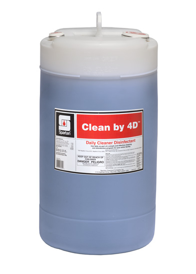 Clean by 4D® (101115)
