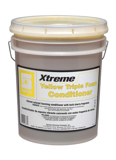 Xtreme® Yellow Triple Foam Conditioner (267005)