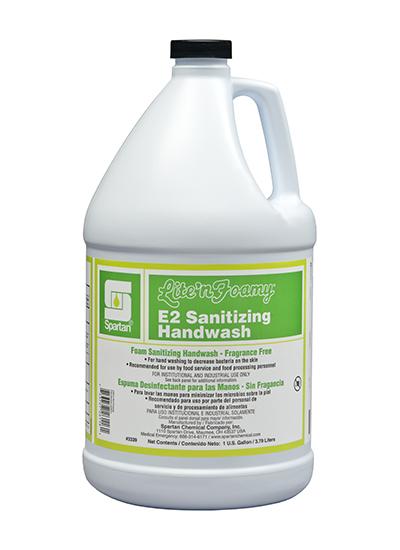 Lite'n Foamy® E2 Sanitizing Handwash (333904)