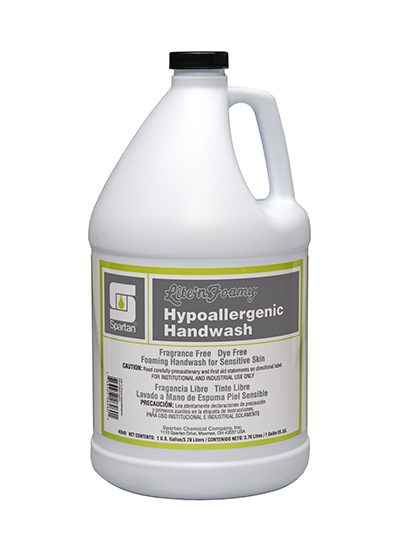 Lite'n Foamy® Hypoallergenic Handwash (334304)