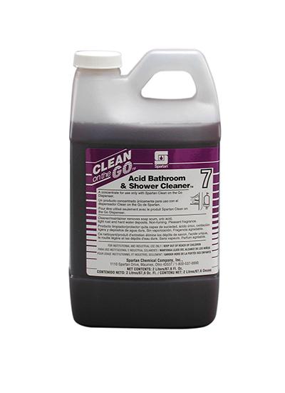 Acid Bathroom & Shower Cleaner 7 (472402)