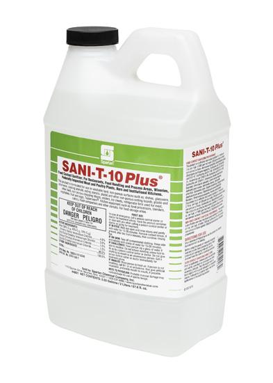 Sani-T-10 Plus® (480102)