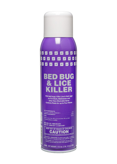 Bed Bug and Lice Killer (690500)