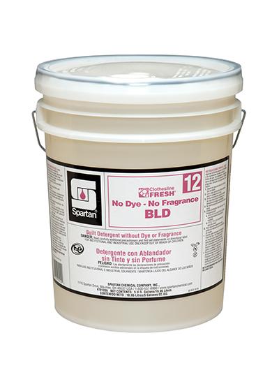 Clothesline Fresh® No Dye-No Fragrance BLD 12 (701205)