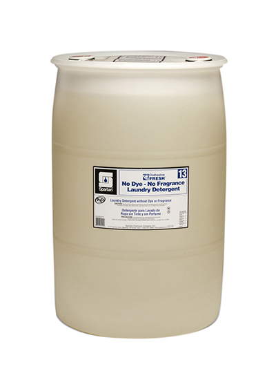 Clothesline Fresh® No Dye-No Fragrance Laundry Detergent 13 (701355)