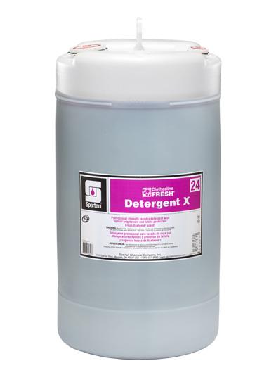 Clothesline Fresh® Detergent X 24 (702415)
