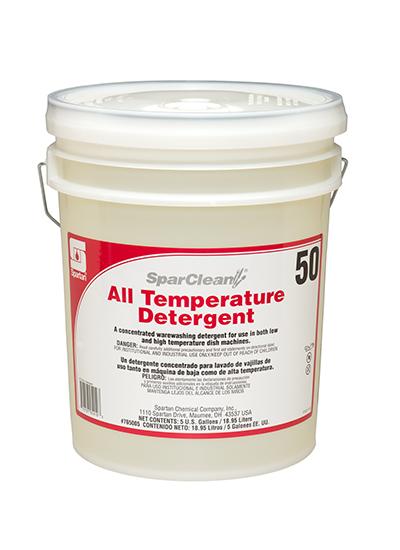 SparClean® All Temperature Detergent 50 (765005)