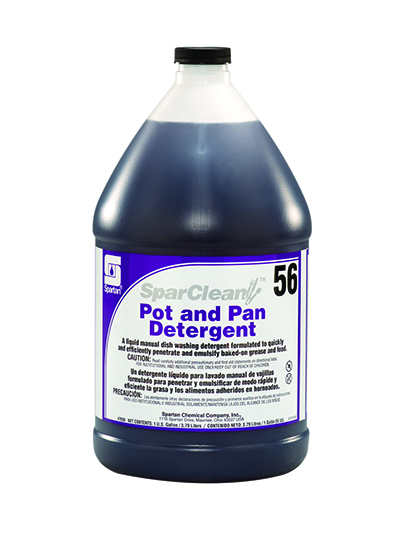 SparClean® Pot and Pan Detergent 56 (765604)