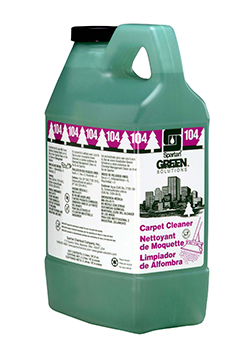 Green Solutions® Carpet Cleaner 104 (3514)