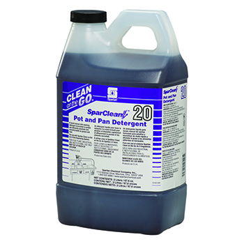 SparClean® Pot and Pan Detergent 20 (4845)