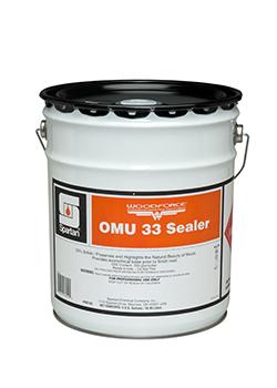 WOODFORCE® OMU-33 Sealer® (5821)
