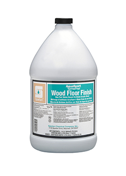 AquaSport® Wood Floor Finish (5829)