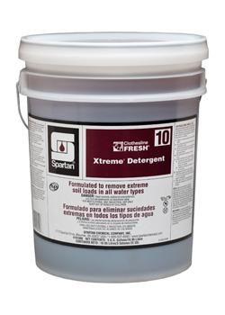 Clothesline Fresh® Xtreme Detergent 10 (7010)