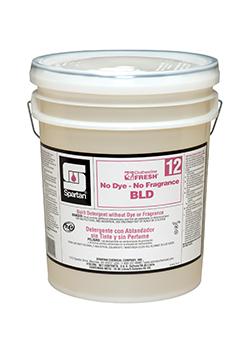 Clothesline Fresh® No Dye-No Fragrance BLD 12 (7012)