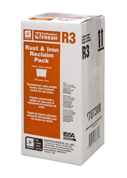 Clothesline Fresh® Rust & Iron Remover Reclaim Pack R3 (7073)