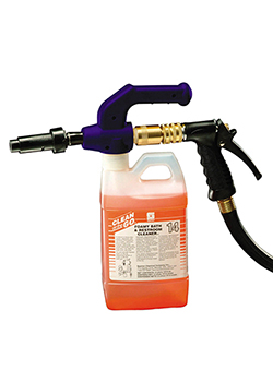 """Clean on the Go® Foam Gun with """"Fresh Rinse"""" Spray (9881)"""