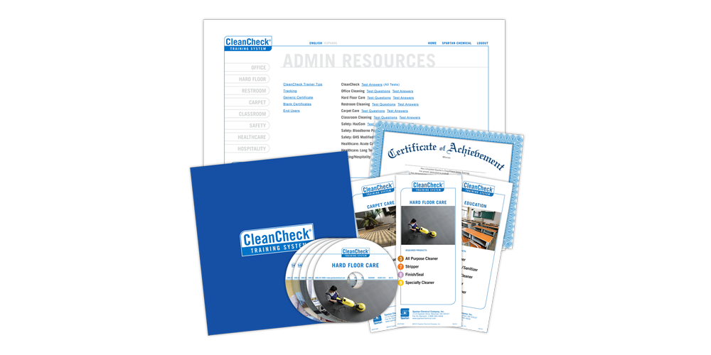 CleanCheck Brochure