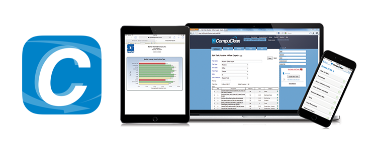 CompuClean® Custodial Management Software Now Offered as a Mobile App!