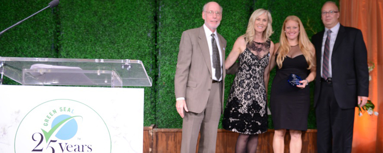 Spartan Chemical Honored for Longstanding Partnership by Green Seal