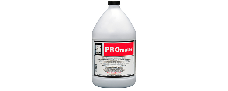 PROtect, PROlong with PROmatte