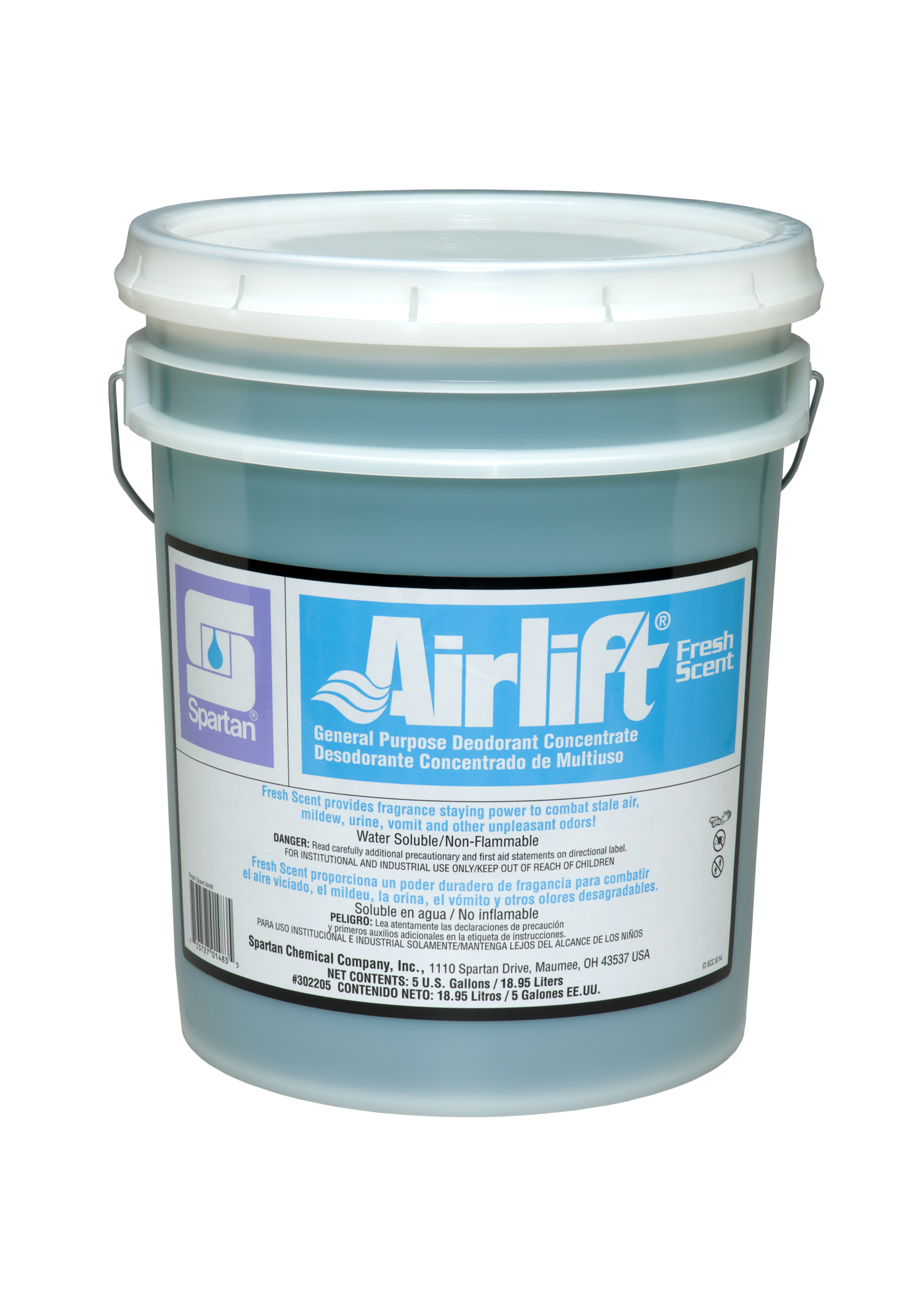 302205- Airlift Fresh|Pail
