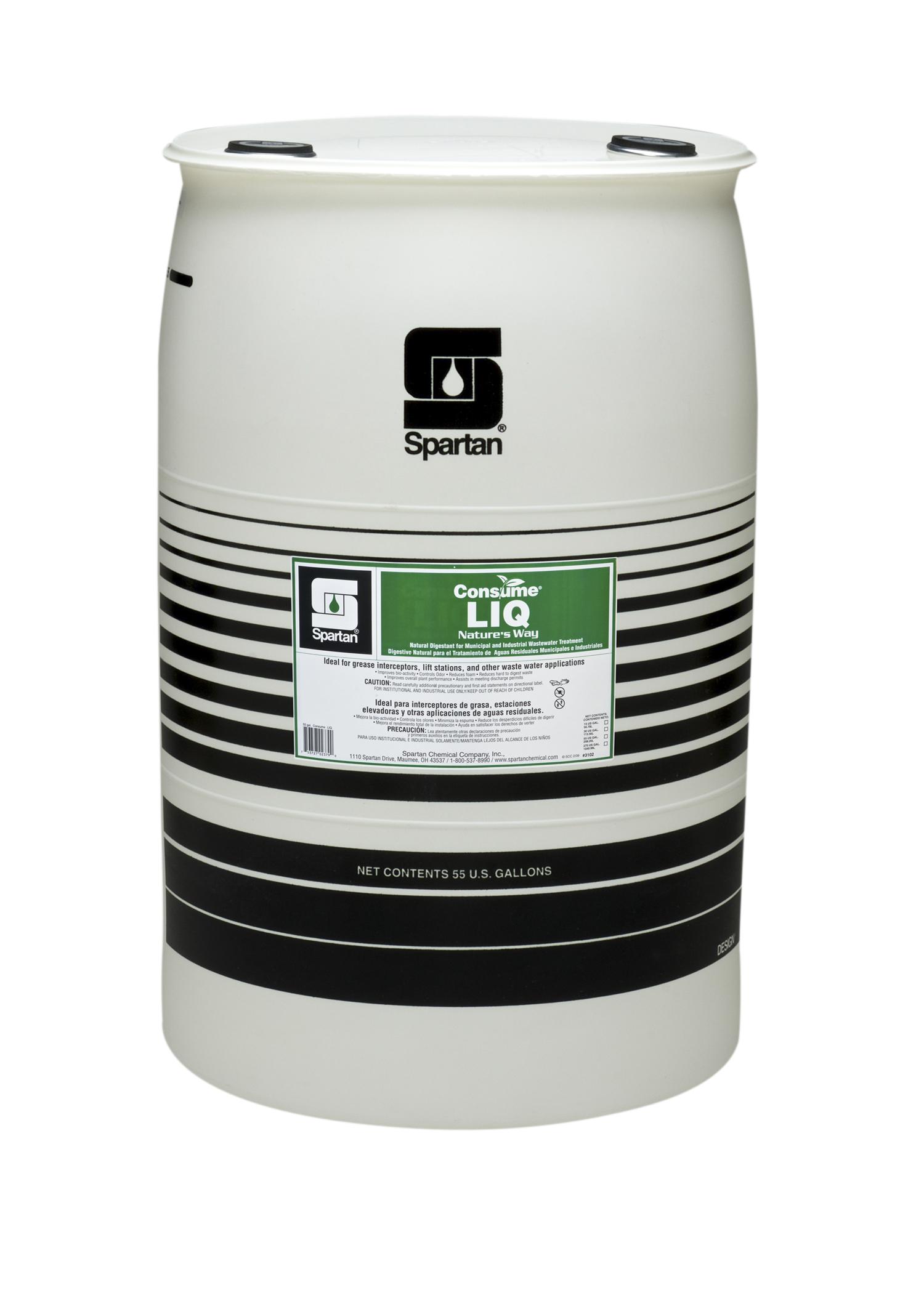 3102-55 Consume LIQ Drum