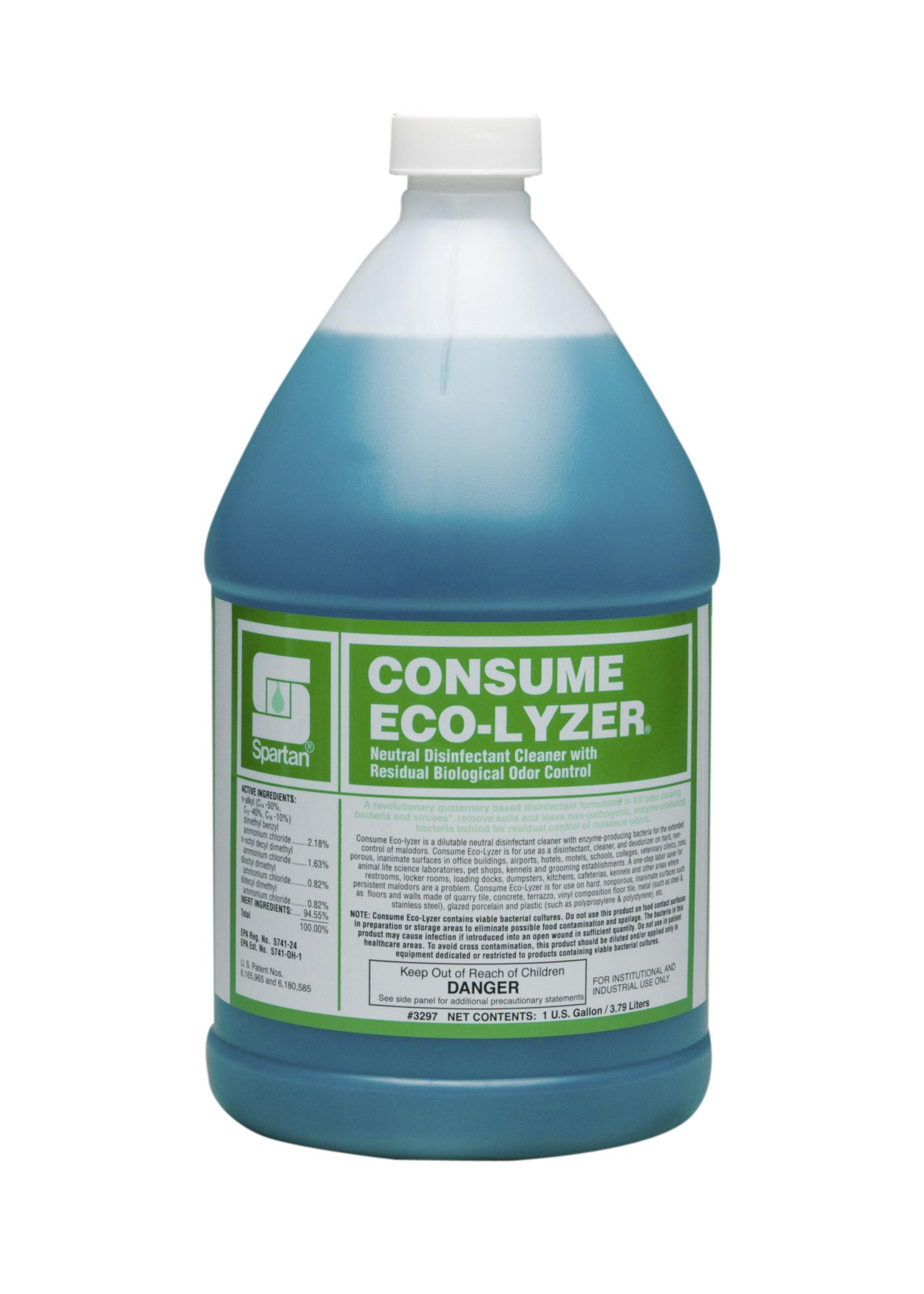3297-04 CONSUME ECO-LYZER|GAL