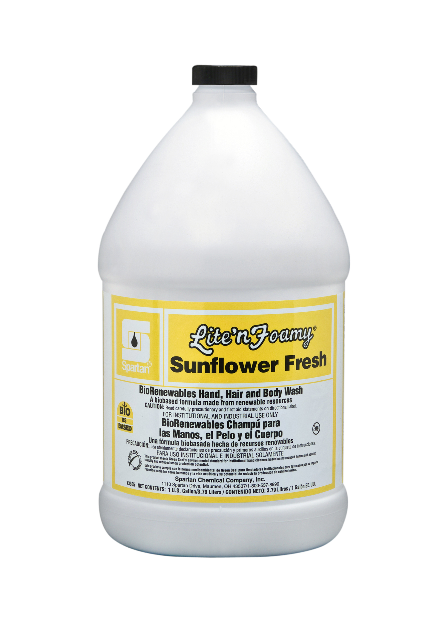 330504-Lite'N Foamy|Sunflower