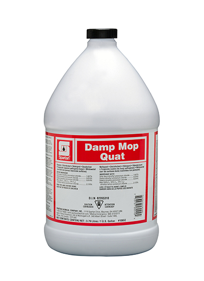 Damp Mop Quat (CANADA ) (106504C)