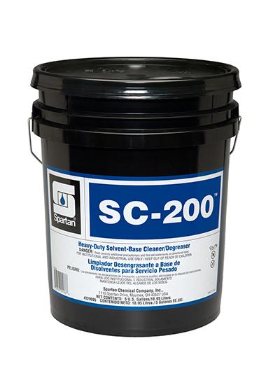 Sc 200 Spartan Chemical