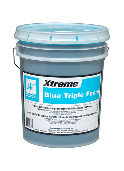 Xtreme™ Blue Triple Foam (265905)