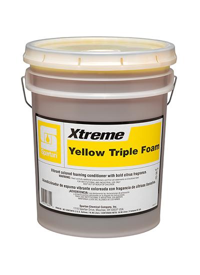 Xtreme™ Yellow Triple Foam (266105)