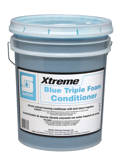 Xtreme® Blue Triple Foam Conditioner (266805)