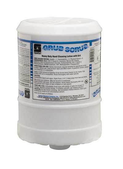 Spartan Grub Scrub Hand Cleaner – Gal, Case