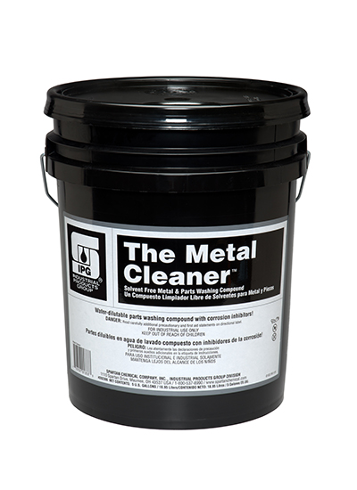 The Metal Cleaner (282305)
