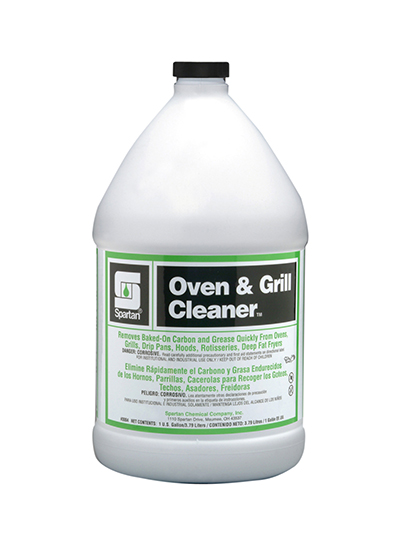 Oven & Grill Cleaner (300404)