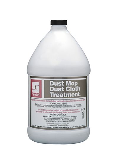 Dust Mop/Dust Cloth Treatment (301304)