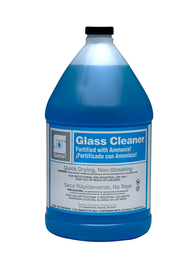 GLASS CLEANER READY TO USE NON-STREAKING 4/GAL