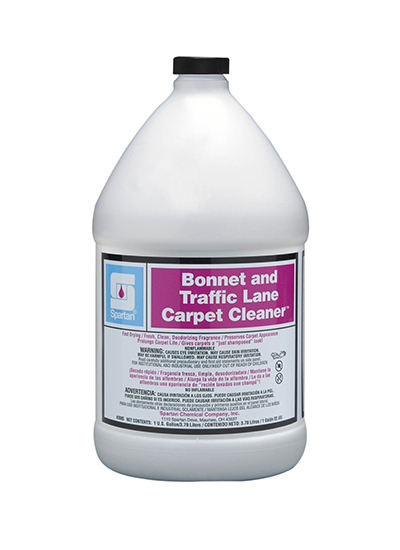 Bonnet and Traffic Lane Carpet Cleaner (308504)