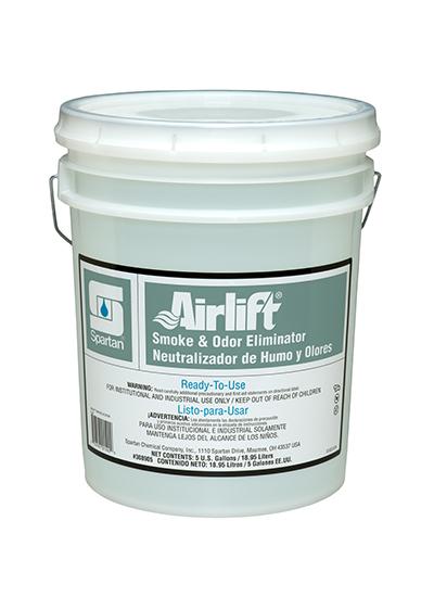 Airlift smoke odor eliminator spartan chemical