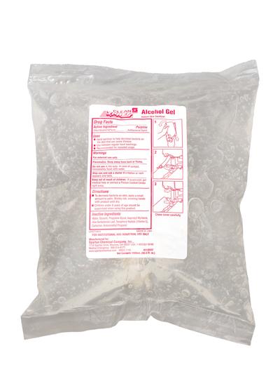 Clean Xpress® Alcohol Gel (312007)