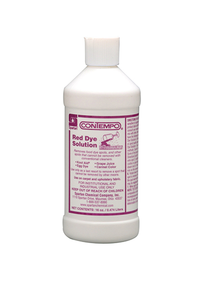 Contempo® Red Dye Solution (314200)