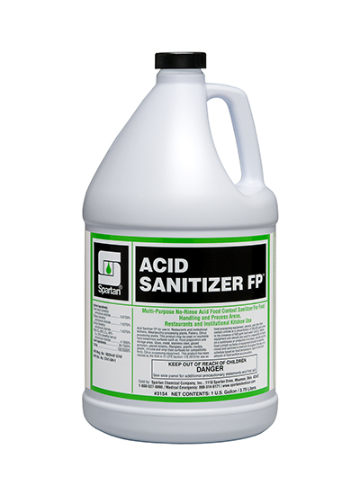 Acid Sanitizer FP™ (315404)