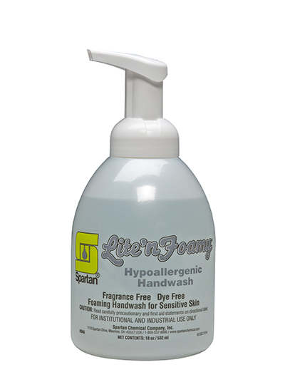 Lite'n Foamy® Hypoallergenic Handwash (334306)
