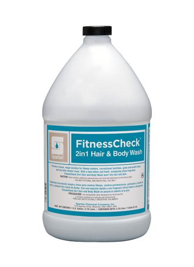 FitnessCheck™ 2in1 Hair & Body Wash (336104)