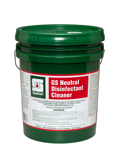 GS Neutral Disinfectant Cleaner® (350205)