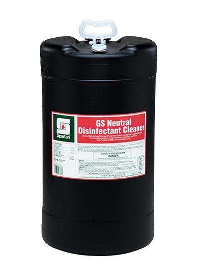 GS Neutral Disinfectant Cleaner® (350215)