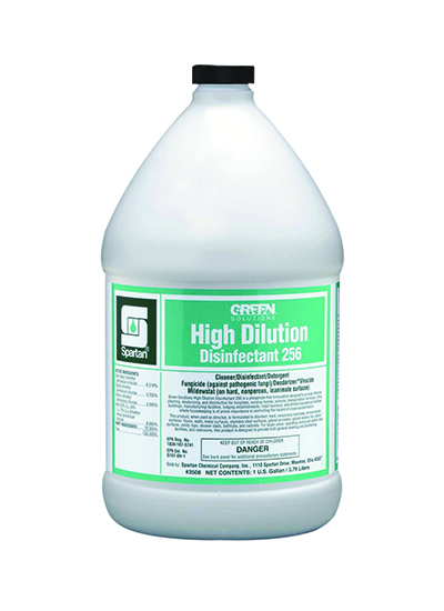 GS High Dilution Disinfectant® 256 (350804)